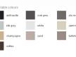 Silgranit colors_2